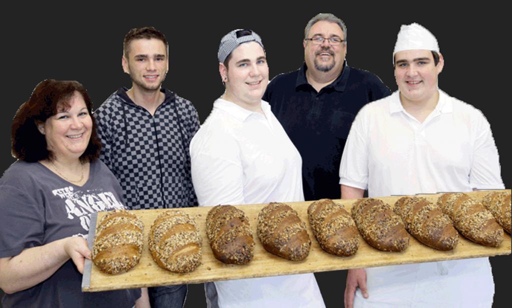Ihre Bäcker-Familie Kienzle aus Kirchheim