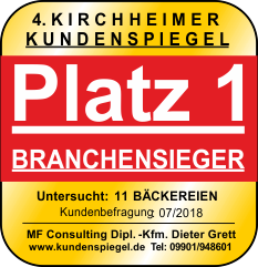 Kundenspiegel Kirchheim Sieger